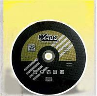 Круг отрезной по металлу Werk 115х1,0х22,23