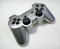 Джойстик беспроводной SONY PS3 Oridginal Bluetooth Silver