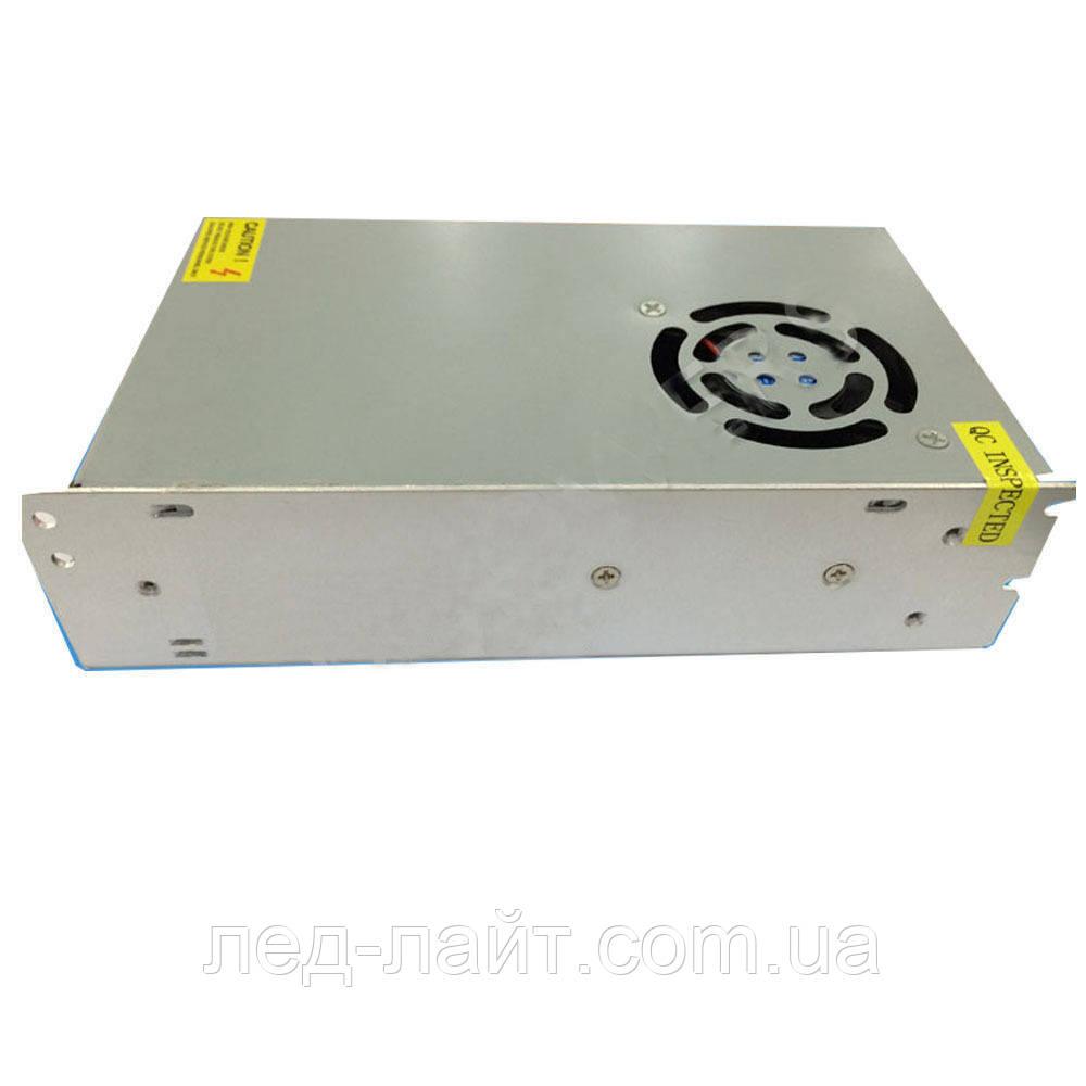 Блок питания 5В 30А 150Вт в перфорированном корпусе