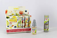 Жидкость с никотином Kiwi (Киви) 6mg/10ml (Продается по 10 штук) (600)