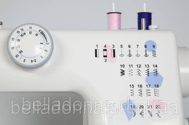 инструкция к швейной машине aeg 376