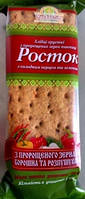 Хлебцы со сладким перцем и зеленью Росток УкрЭкоХлеб, 120г