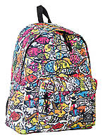"""Яркий и стильный  рюкзак """"Crazy 03"""" от компании  Yes"""