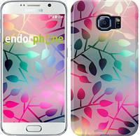 "Чехол на Samsung Galaxy Star Plus S7262 Листья ""2235u-360"""