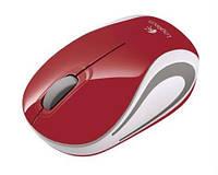 Мышь Logitech M187 Wireless Mini Red