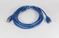 Удлинитель USB 2.0 a/f 3m, фото 1