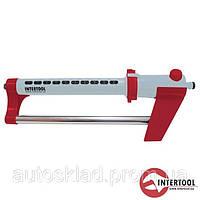 Ороситель осцилляционный Intertool GE-0080  регулятор давления воды, площадь полива 240 кв.м., 20 отв.