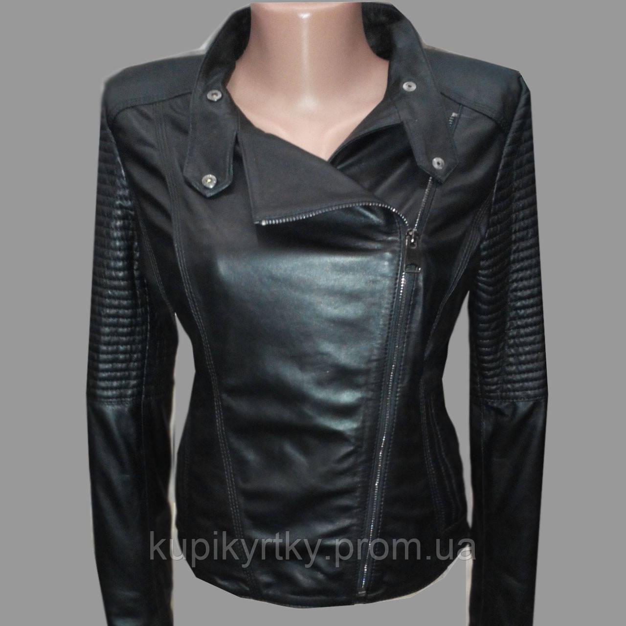 9c1b4b22930b Куртка женская из натуральной кожи. - Интермаг.