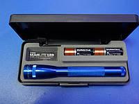 Фонарь MagLite 2R6 синий (LED)