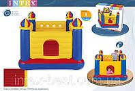 Надувной игровой центр-батут Замок Intex 48259 Castle Bouncer (175х175х135 см. ), фото 1