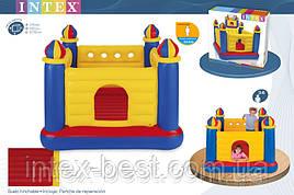 Надувной игровой центр-батут Замок Intex 48259 Castle Bouncer (175х175х135 см. )