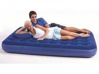 Матрас Bestway 67374 кровать флокированная (203*152*22 см).