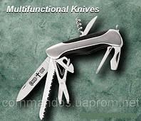 Нож многофункциональный туристический