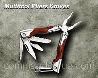 Мини мультитул, многофункциональный инструмент Multitool