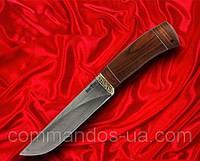 Нож из дамасской стали мастер Граевский - ручная работа