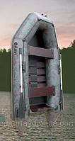 Резиновая, гребная надувная лодка ANVI 255M LSP 2 местная