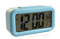 Настольные часы SH1019 с датчиком освещенности