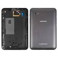 Корпус для планшетов Samsung P6200 Galaxy Tab Plus, P6210 Galaxy Tab Plus, серый, (версия 3G)