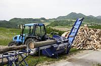 Дровокольный станок с приводом от трактора RCA 380