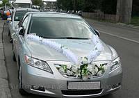 Прокат авто на Свадьбу в Днепропетровске Toyota Camry