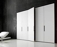 Модульный шкаф гардеробный белый Молтени