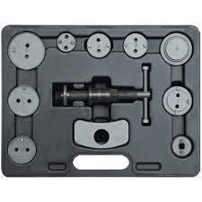 Набор ручных сепараторов для тормозных колодок 11 пред. YATO YT-0681
