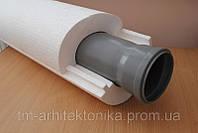 Теплоизоляция для труб из пенопласта
