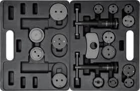 Набор ручных сепараторов для тормозных колодок 18 пред. YATO YT-0682