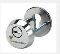 Броненакладка Mul-t-lock SL3 CR хром
