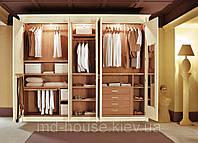 Модульный классический гардеробный шкаф Ричмонд