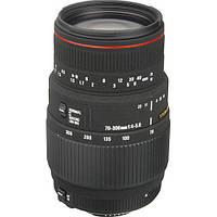 Sigma 70-300 F4-5.6 APO DG MACRO Nikon