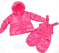 """Комбинезон и куртка для девочки. """"Prenatal"""""""