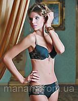 Комплект нижнего белья Rosa Selvatica RE072_SL073 Бюстгальтер и трусики шортики, фото 1