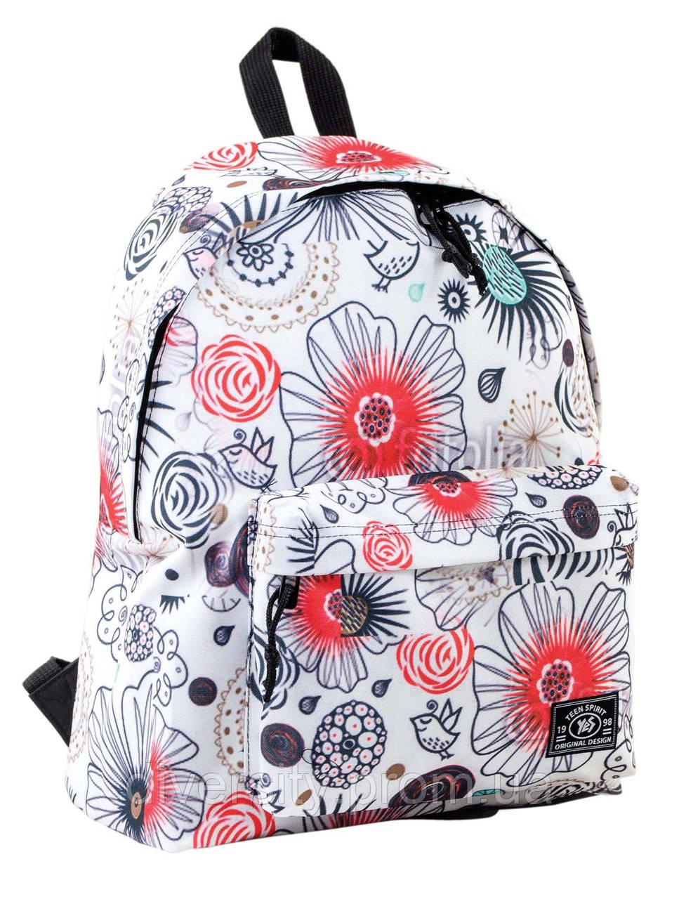 """Яркий и стильный  рюкзак """"Crazy 17"""" от компании  Yes"""