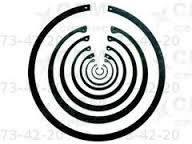 DIN 472 Кольца стопорные (внутренние)
