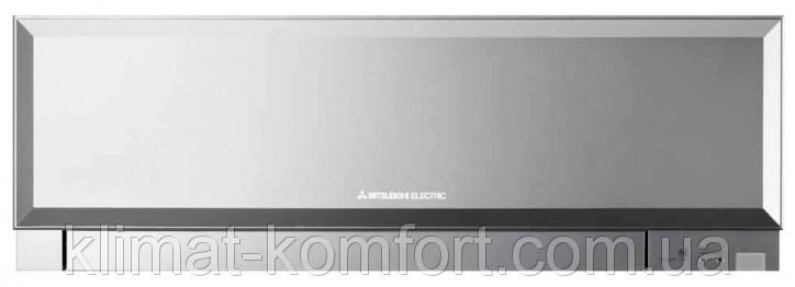 Кондиционер MITSUBISHI ELECTRIC MSZ-EF50VE2S (silver)/MUZ-EF50VE