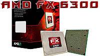 Процессор AMD X6 FX-6300, 6 ядер, Частота 3,5 Ггц
