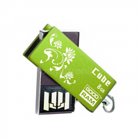 USB флеш накопитель GOODRAM 8GB USB 2.0 CUBE Spring BOX