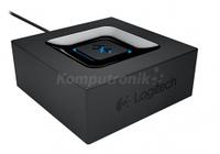 Bluetooth адаптер Logitech Bluetooth Audio Adapter Black (980-000910/980-000912)