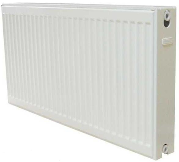 Стальной радиатор GRANDINI K22 тип 500x500мм (с боковым подключением)