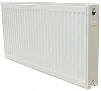 Стальной радиатор GRANDINI VK22 тип 600x2000мм (с нижним подключением)