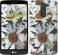 "Чехол на LG G3 Stylus D690 Ромашки v2 ""2699c-89"""