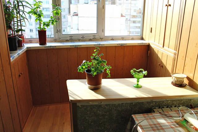 Совмещение лоджии с комнатой цена 25000 грн. заказать в киев.
