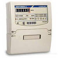 Трехфазный счетчик ЦЭ 6803В 1Т 100В 5-7,5А М6Р32