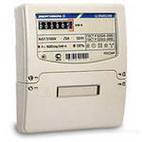 Трехфазный счетчик ЦЭ 6803В 1Т 380В 1-7,5А МР32