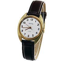 Позолоченные часы Восток 17 камней противоударный баланс пылезащищенные - Shop wrist watch USSR, фото 1