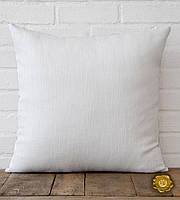 Еней-Плюс Подушка силиконовая 70х70 белая