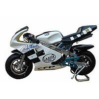"""Детский электромотоцикл """"Хонда"""" до 90 кг, мотор 500 W, до 35 км/ч, световые и звуковые эффекты"""