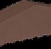 Парапет кришка клінкерна на паркан Коричневий натура (03), фото 4
