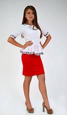 Оригинальная нарядная блуза, фото 2